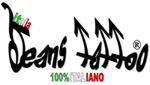 Jeans Tattoo - Luxury couture – 100% Made in Italy
